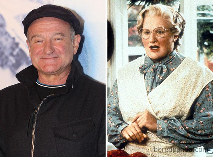 Robin Williams - Sra. Doubtfire (Sra. Doubtfire)