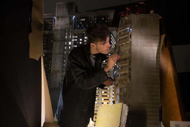 Fotos, Curiosidades, Comunicação, Jornalismo, Marketing, Propaganda, Mídia Interessante cinematography-concept-design-miniatures-blade-runner-2049-weta-workshop-6-5a0ac166e6c81__880 Às vezes, só assistir fica fácil Curiosidades Televisão  Como foi feito o filme? Blade Runner 2049