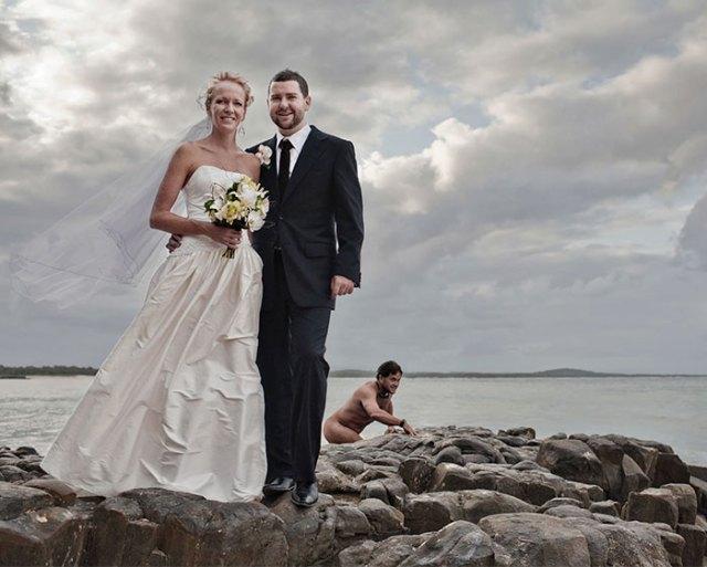 Mi primer fotografío de bodas, lo he clavado