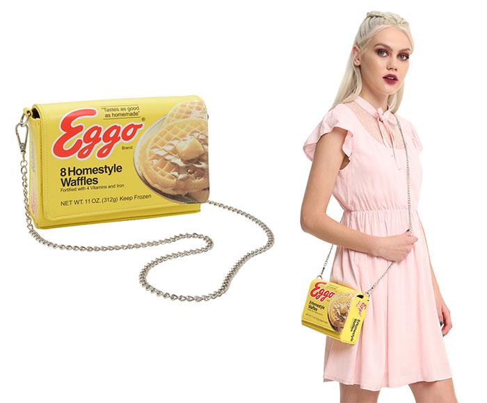 Eggo Crossbody Bag