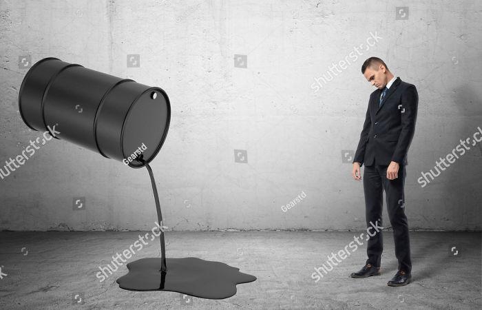Sad Man No Stop Oil