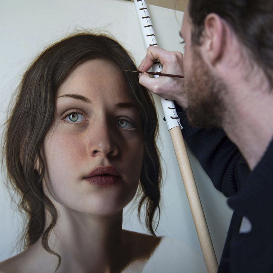 hyper realistic paintings marco grassi 1 5a37b5af5805c  880 - This Artist Will Blow Your Mind Once You Realize These Are Not Photos At All