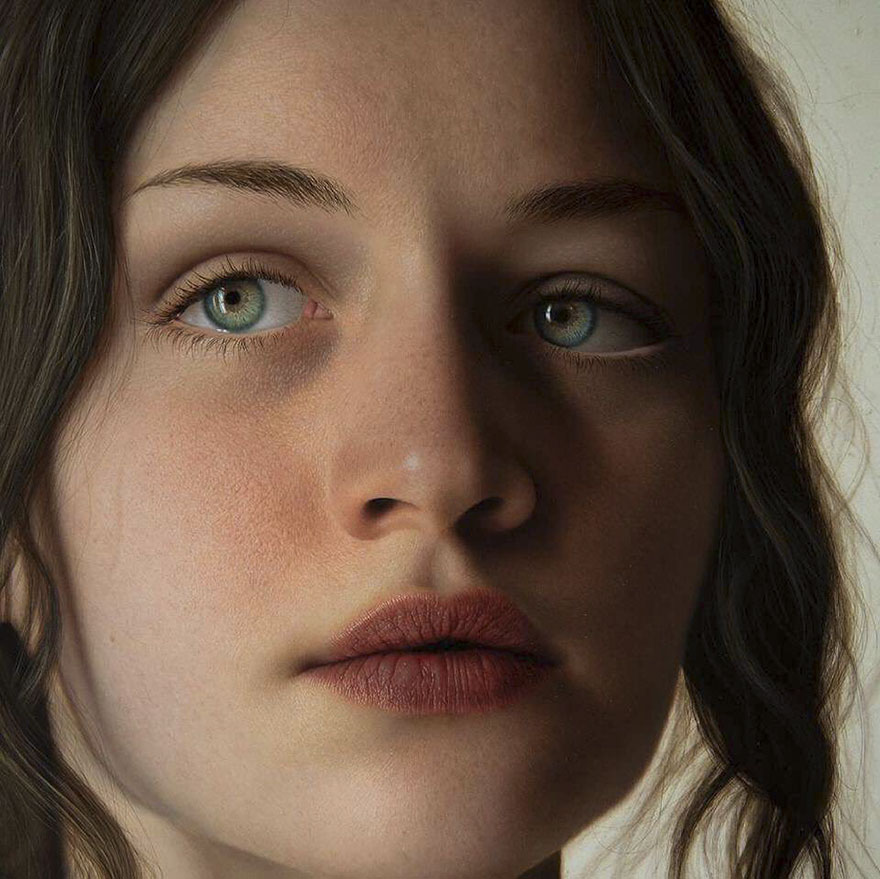 hyper realistic paintings marco grassi 2 5a37b5b13b8ce  880 - This Artist Will Blow Your Mind Once You Realize These Are Not Photos At All