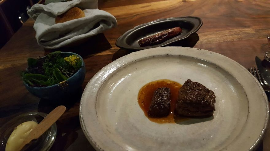 Image result for $600 meal for 1