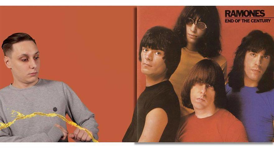 Ramones - End Of Century (1980)