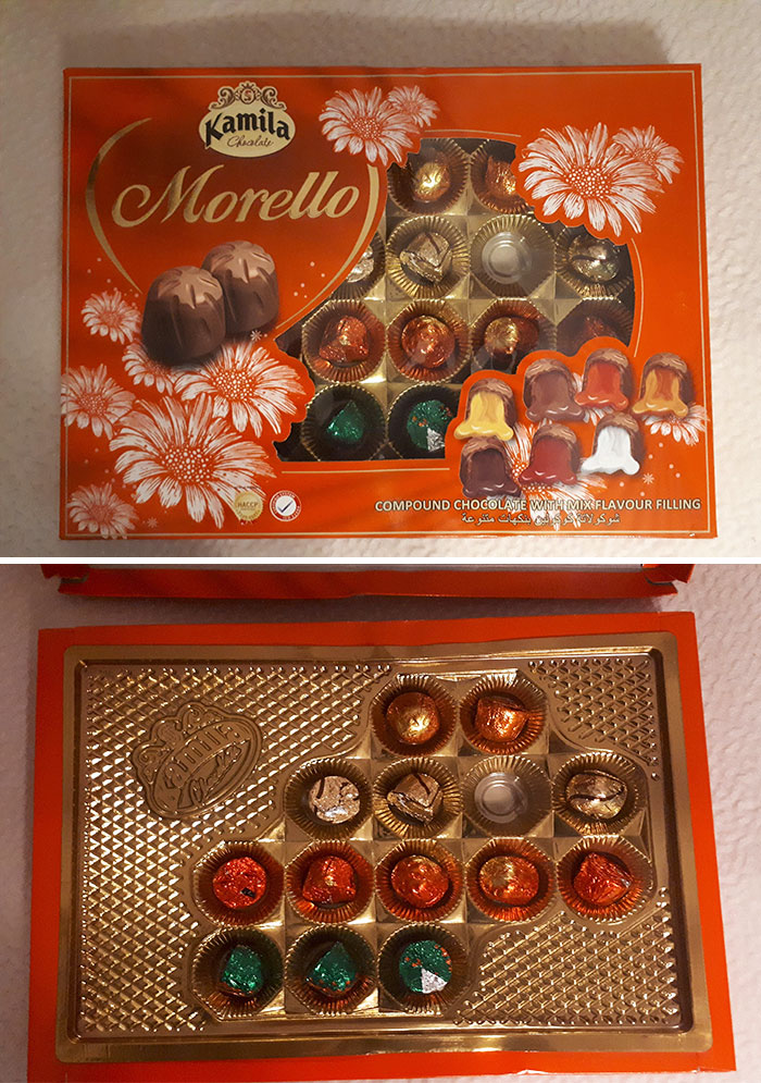 This Box Of Chocolates. They Didn't Even Taste That Good!