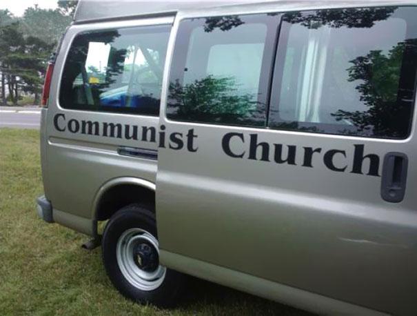 Communist Church
