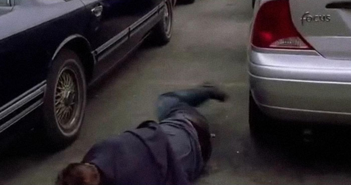 """In Spider-Man 2, Peter Parker Says He Needs A """"Strong Focus"""" Before Jumping Off A Building. He Lands On A Ford Focus Which Goes Undamaged"""