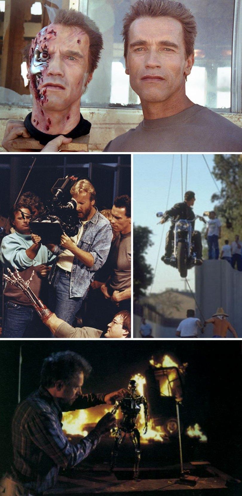 movies behind the scenes 133 5a69f3cce97a2  700 - Por trás das cenas: Foto dos bastidores de filmes que marcaram época