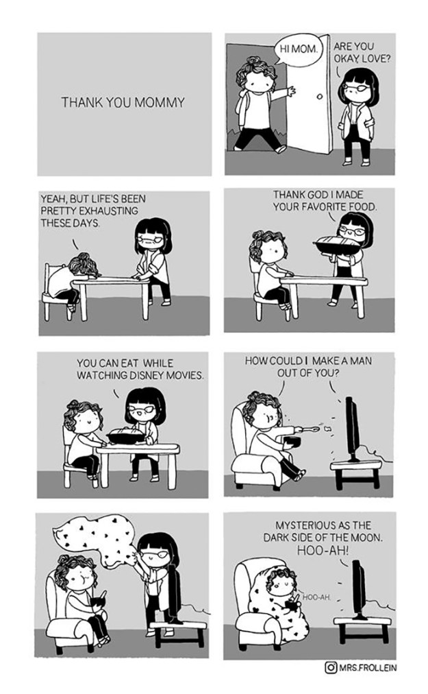 Little-wholesome-comics-about-everyday-life-5a7ab65f75848__700 35+ Little Wholesome Comics Inspired By My Relationship With My Boyfriend And My Daily Struggles Design Random