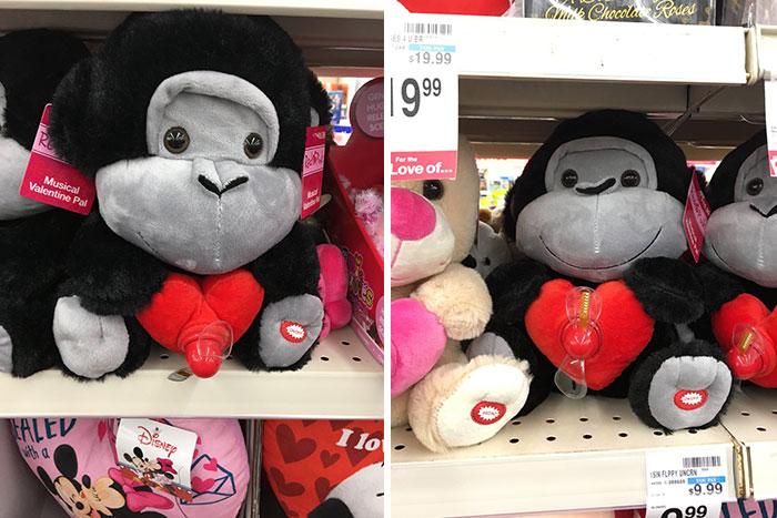 Really Awkward Valentine's Gift Idea