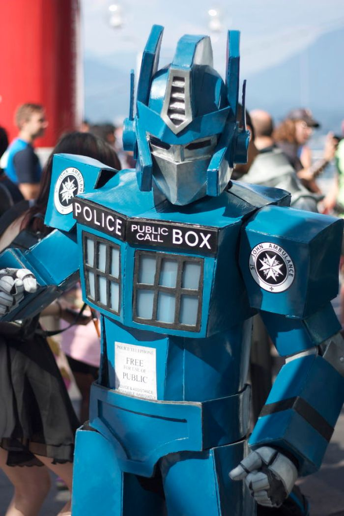 Tardimus Prime Or Optimus Time