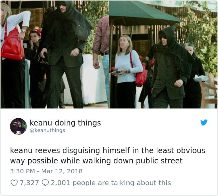 973219616460804096-png__700 The Internet Can't Stop Laughing At Keanu Reeves Doing Things (26 Pics) Design Random