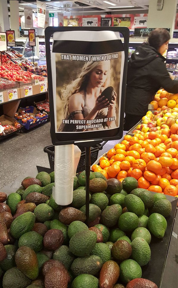I Found This At My Local Supermarket