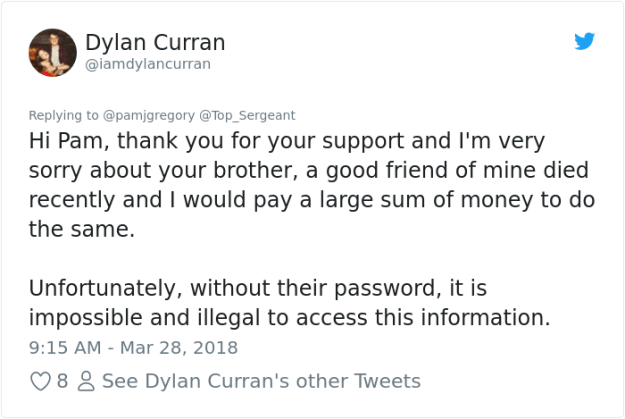 facebook-google-data-know-you-dylan-curran-10 The Internet Is In Shock After This Guy's Post Reveals How Much Facebook And Google Knows About You Design Random