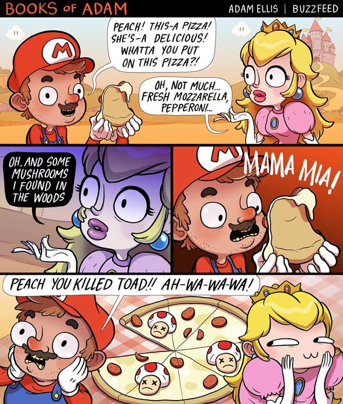 funny-comics-adam-ellis-139-5abddc7dbe6a3__700 Comic Artist Adam Ellis Has Quit Buzzfeed, And Here Are 20+ Of His Funniest Comics Design Random