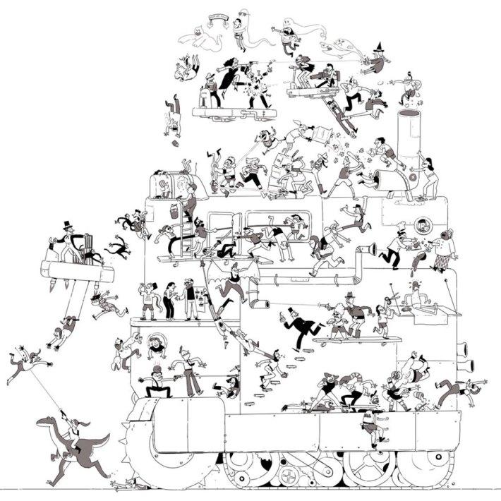 giant-fight-scene-drawing-challenge-tom-gran-76