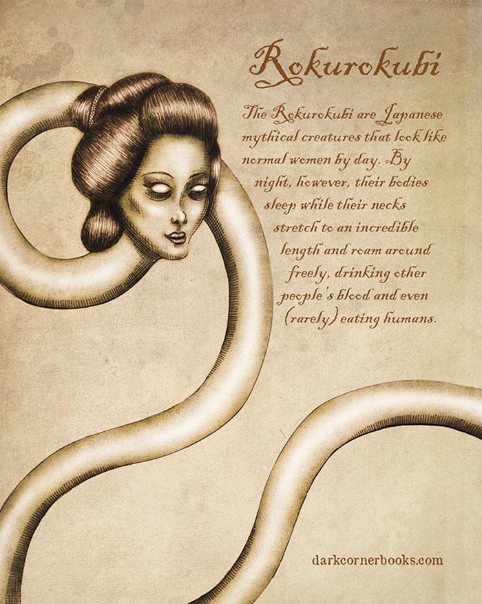 mythological-creatures-illustration-dark-corner-books-bruno-santos-5-5abdf2b281cf9__700 Terrifying Unheard Mythological Creatures Will Send Chills Down Your Spine Design Random