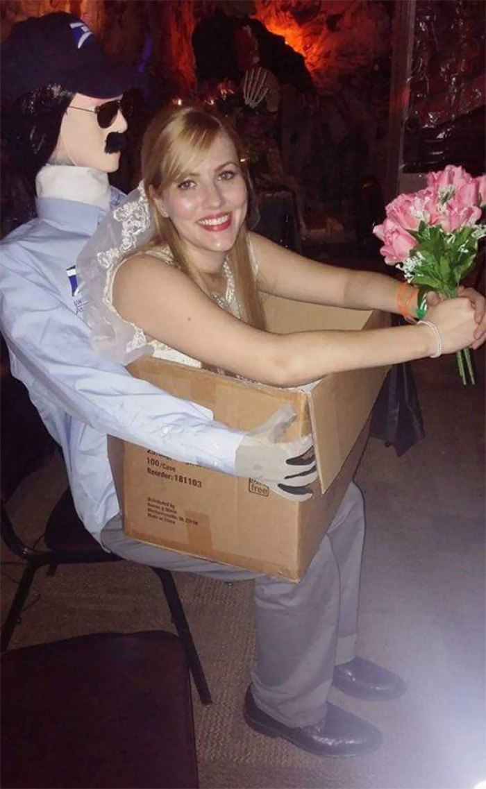 My Mail Order Bride Costume