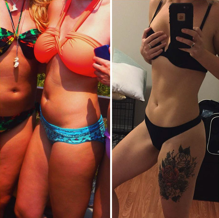 same-weight-fitness-incredible-transformations-351-5aab7d564ba6c__700 28 Before & After Photos That Prove Your Weight Is Meaningless Design Random