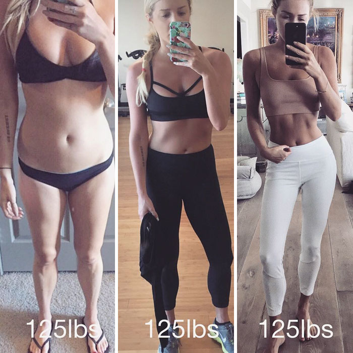 same-weight-fitness-incredible-transformations6-5aab8d42ee920__700 28 Before & After Photos That Prove Your Weight Is Meaningless Design Random