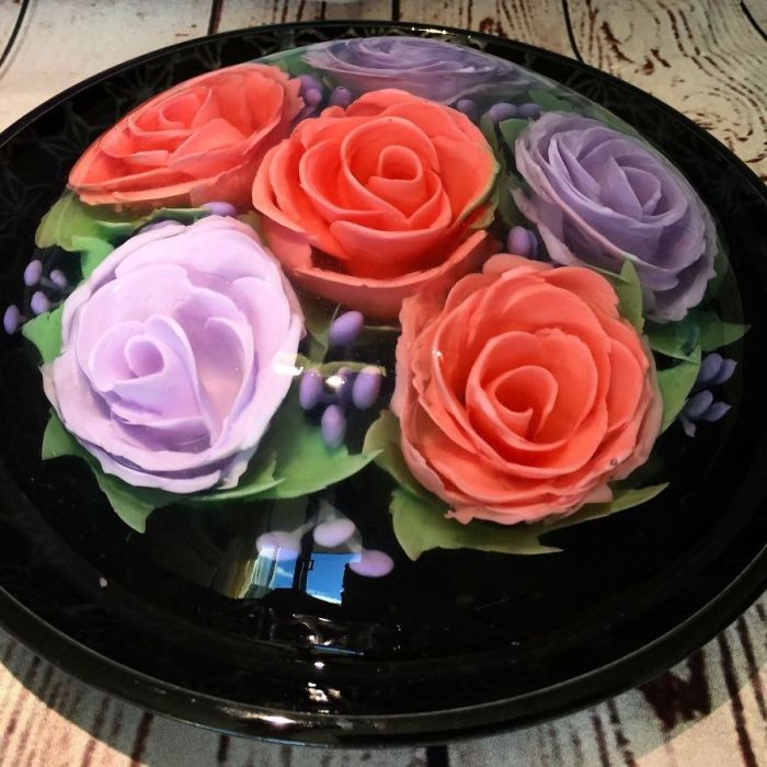 Mini Bouquet Of Roses