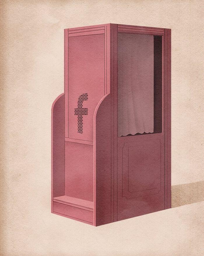 Social Media Confessions