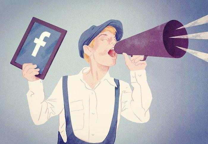 triste realidad moderna News And Social Media