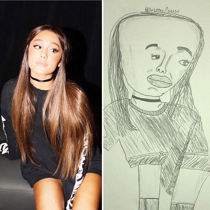 Ariana Grande Fan Art