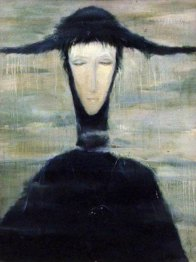 The Rain Woman. Svetlana Telets