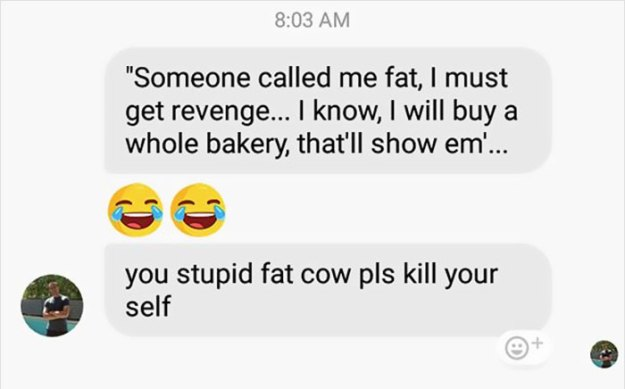 bakery-fat-shamed-girl-cupcakes-revenge-vega-blossom-indiana-25 Teenager Fat-Shamed In A Bakery Comes Up With A Genius Revenge On The Spot Design Random