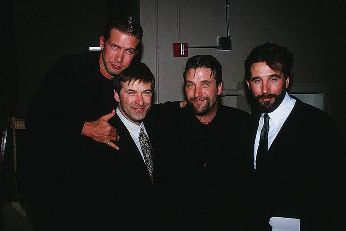 The Four Baldwin Brothers