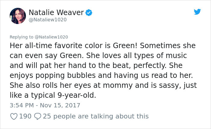disabled-girl-sophia-abortion-promotion-twitter-natalie-weaver-north-carolina-37 This 9-Year-Old Girl's Face Was Used To Promote Abortion, So Her Mom Got Brilliant Revenge Design Random