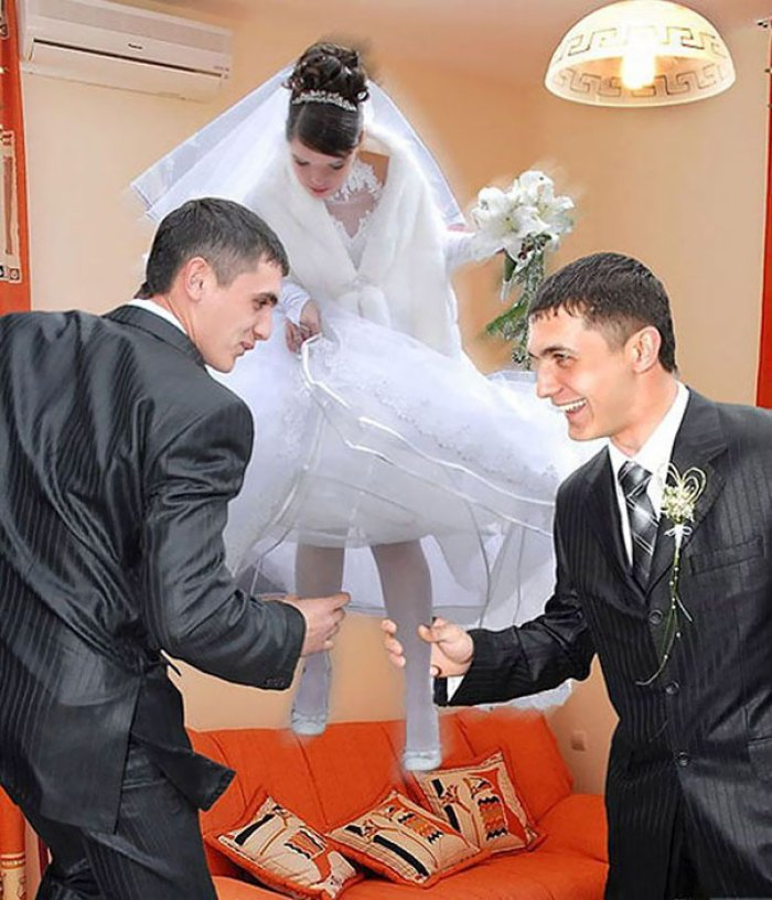 I Am Very Confused About Russian Weddings