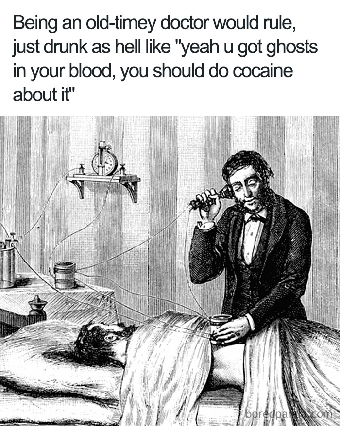 Doctors Orders!