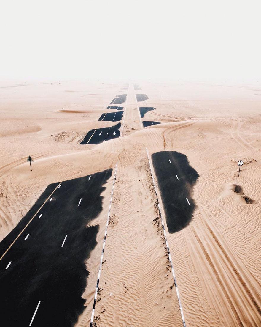 Sandy (Emirate Of Abu Dhabi)