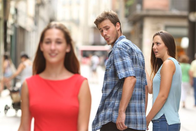 distracted-boyfriend-meme-girl-shocked-funny-stock-photos-carla-ramos-gil-36 Remember The Girl On The Right? Someone Found More Pics Of Her, And They're 'Shocking' Design Random