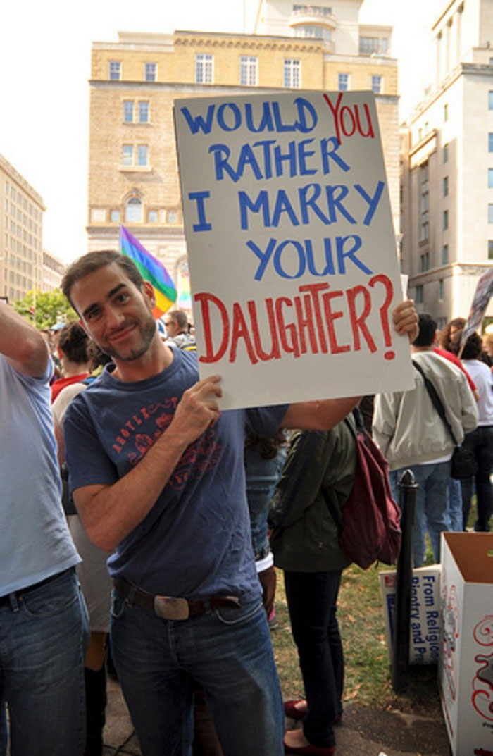 Would You Rather I Marry Your Daughter?