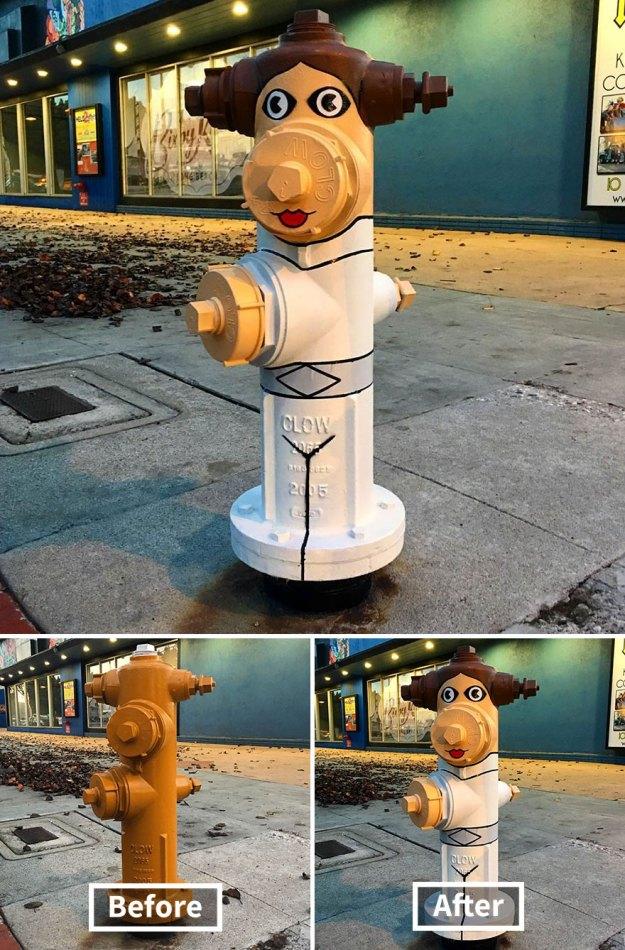 street-art-tom-bob-new-york-city-24-5b169f8304718__880 Genius Street Artist Is Running Loose In New York, And Let's Hope Nobody Catches Him (30+ New Pics) Art Design Random