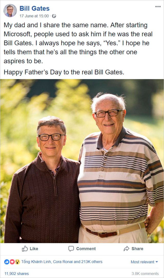 The Real Bill Gates