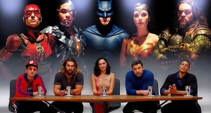 This Justice League Promo