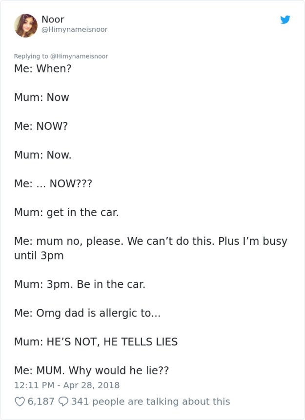 990201829349888001-png__700 Mom Calls Daughter Asking If She Can 'Keep A Secret' From Dad, And It Escalates Hilariously Design Random