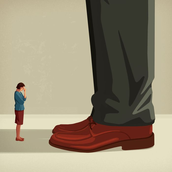 Psychological Abuse In Relationships