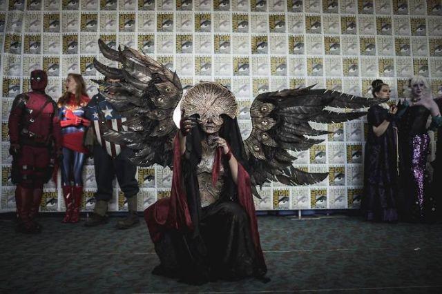 Angel Of Death, Hellboy