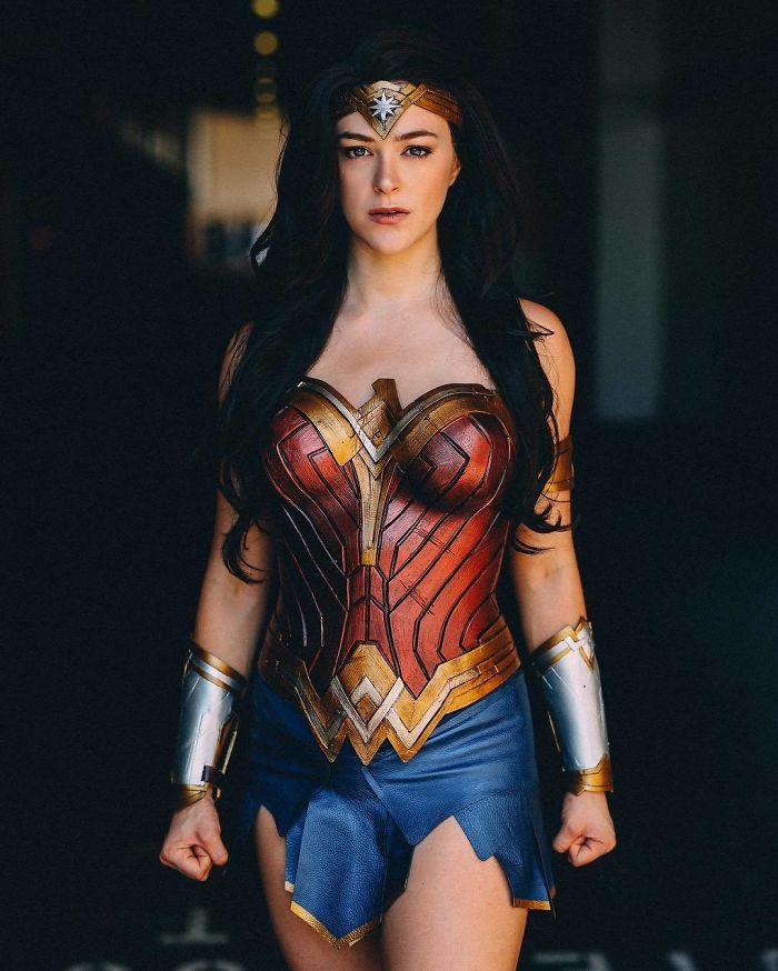 Wonder Woman, Dc