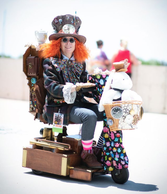 Mad Hatter, Alice In Wonderland