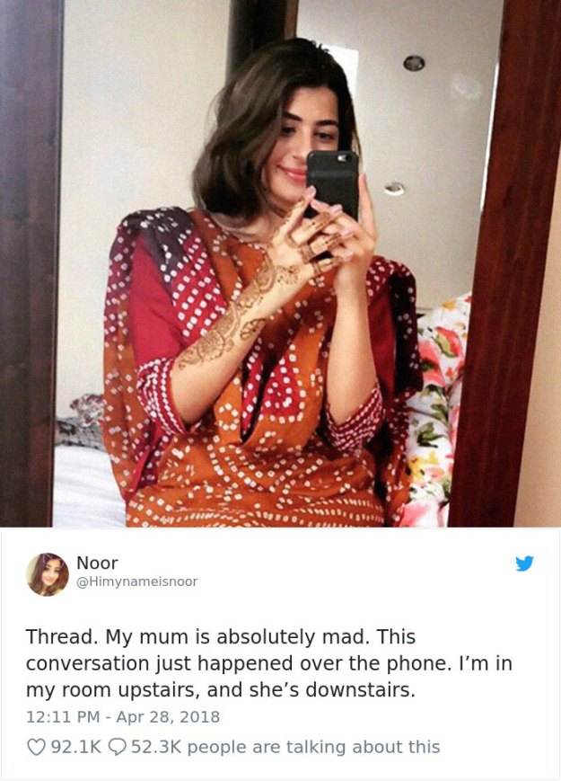 crazy-mom-buys-parrots-twitter-66 Mom Calls Daughter Asking If She Can 'Keep A Secret' From Dad, And It Escalates Hilariously Design Random