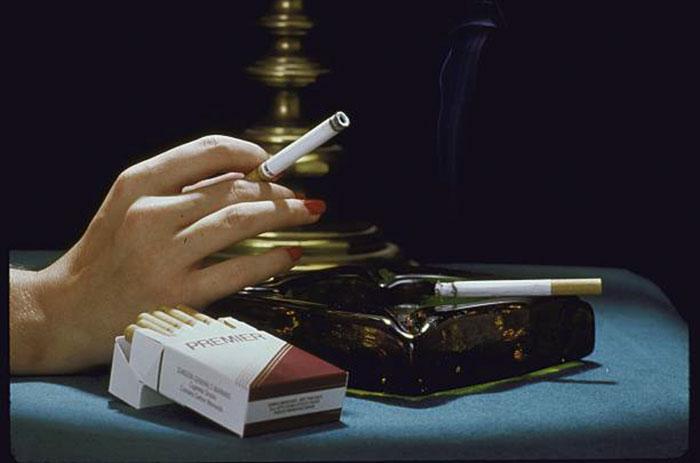 Premier Smokeless Cigarettes, Rj Reynolds Tobacco Company, 1989