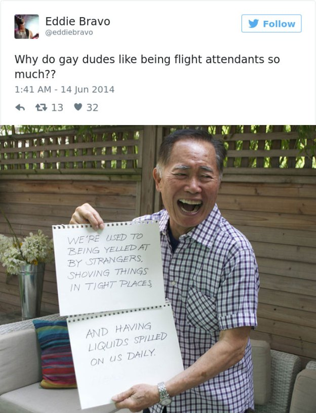lgbt-funny-comebacks-21-5b4de32d5efc4__700 20+ Of The Best Comebacks To Homophobic Comments Ever Design Random