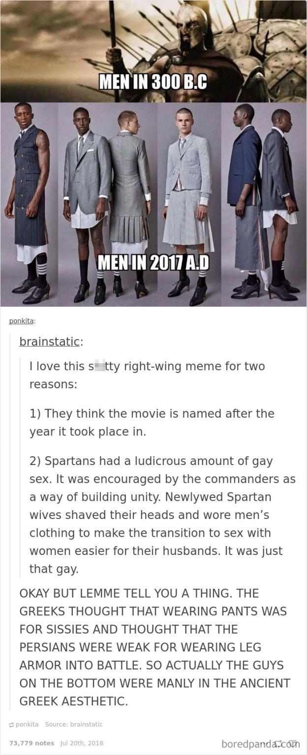 lgbt-funny-comebacks-38-5b51c96eeb65a__700 20+ Of The Best Comebacks To Homophobic Comments Ever Design Random